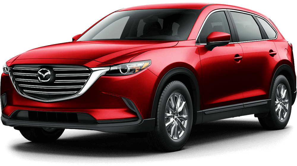 retailer_car_cx9_red